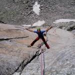 Zjazdy drogą Mocca - jak Yosemity
