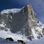Świetne przejście w Patagonii –  Pillar del Sol Naciente na Cerro Murallón
