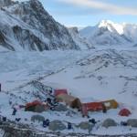 Wyprawa zimowa PZA na Broad Peak – pierwszy atak szczytowy