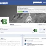 Brytan pokonał Babią Górę… na Facebooku ;-)