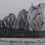 Topo Brzoskwinki w przewodniku skałkowym sprzed 100 lat