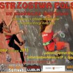 Mistrzostwa Polski we wspinaczce sportowej seniorów i młodzieżowców w konkurencji na czas