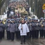 """Ojciec chrzestny """"Taterniczka"""" (dzisiejsze """"Góry"""") Krzysztof Kozłowski spoczął na Cmentarzu Salwatorskim"""