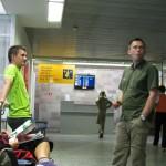Na lotnisku w St. Petersburgu