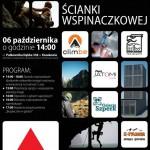 Otwarcie nowej ścianki w Gdyni i IV Trójmiejskie Zawody Wspinaczkowe im. Janusza Bartosa