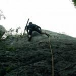 Mityng wspinaczkowy – Nielepice 2013