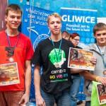 Gliwice na topie  VI – otwarte mistrzostwa Gliwic we wspinaczce sportowej dla dzieci i młodzieży