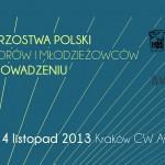 Medaliści mistrzostw Polski 2013 w prowadzeniu