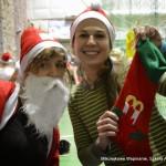 Mikołaje i cukierki spadające z nieba, czyli towarzysko-edukacyjne wspinanie na Nowowiejskiej