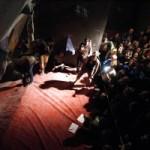 Wojownicy Przewieszenia  czyli relacja z Trafo Boulder Szpil 2014
