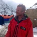 Nanga Parbat 2013/2014 – Tomek Mackiewicz nadaje z BC