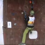 Olga Kosek w półfinale UIAA Ice Climbing European Championship