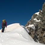 Ortler Nordwand, czyli z Nielepic w Alpy