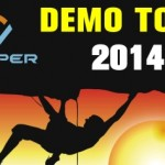 Camper Demo Tour 2014