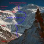 Kanczendzonga 2014 – Urubko i Bielecki planują wytyczyć nową drogę na północnej ścianie