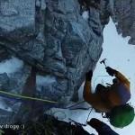 Wspinanie w Tatrach zimą oczami(kamerą) Klimasa