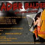 Towarzyskie Zawody Bulderowe PADER BALDER