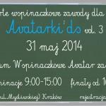 Puchar Młodzików i Dzieci / Avatarki'ds — Kraków 2014 – wyniki