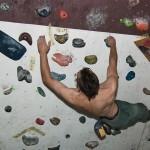 """FINAŁOWE zawody wspinaczkowe w boulderingu GRAND PRIX """"W SKALE"""" Bunkier 2014 r."""
