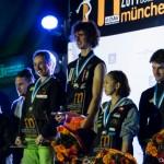 Juliane Wurm i Adam Ondra zwyciężają w Monachium