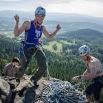 """Maraton wspinaczkowy """"Big Wall w Sokołach"""" 2014 – krótkie podsumowanie"""