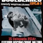 BoulderRes 2014