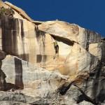 Świetne polskie przejścia w Yosemitach – Freerider klasycznie, Marek Raganowicz solo na Surgeon General