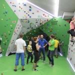 Pierwsze zawody boulderowe w ośrodku Jasna Sport i Rekreacja w Gliwicach