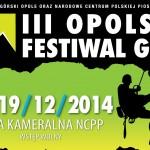 III Opolski Festiwal Gór