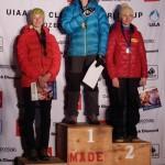 Kendra Stritch i Nikołaj Kuzowlew zwyciężąją w czasówkach w Bozeman