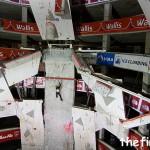 Zawody UIAA Ice Climbing World Cup w Saas Fee pod znakiem niespodzianek
