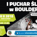 Czwarte eliminacje w I Pucharze Śląska w Boulderingu