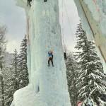 Angelika Rainer i Park HeeYong zwyciężają w UIAA Ice Climbing World Cup w Champagny (Francja). Półfinał Olgi Kosek i dobry start Alexa Sharmana.