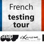 French Testing Tour