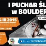 Piąta, finałowa, eliminacja Pucharu Śląska w Boulderingu (Silesia Bouldering Cup)