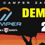 Camper Demo Tour 2015