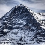 Maciek Bedrejczuk i Tadek Grzegorzewski przeszli północną ścianę Eigeru