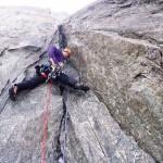 Matt Helliker i Jon Bracey wytyczyli nową drogą na wschodniej ścianie Mont Maudit