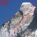 Świetne przejścia Polaków w Alpach