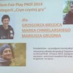 Polscy Himalaiści wyróżnieni przez PKOL Dyplomami Fair Play za 2014 rok