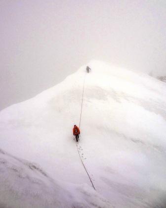 06. Ostatnie metry przed szczytem