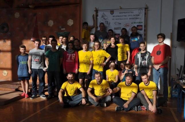Uczestnicy MWO 2015