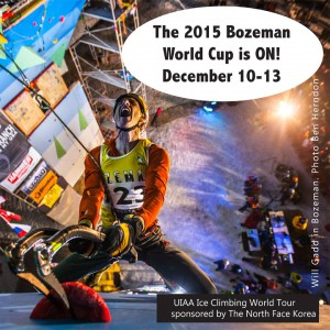 fot. Ben Herndon / Bozeman Ice Climbing Festival