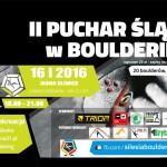 II Silesia Bouldering Cup 2016 – wyniki III eliminacji