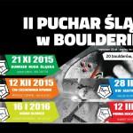 II Silesia Bouldering Cup 2016 – wyniki