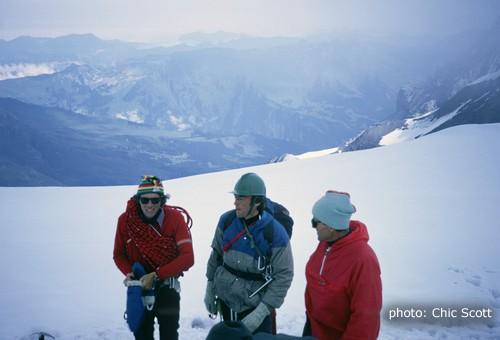 Haston, Eastwood, Dyrhrenfurth
