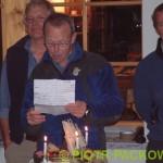 Larry Ware  z lewej i Pat Littlejohn + nieznany przewodnik szwajcarski