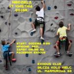 Exodus Climb II – zawody dla dzieci – relacja