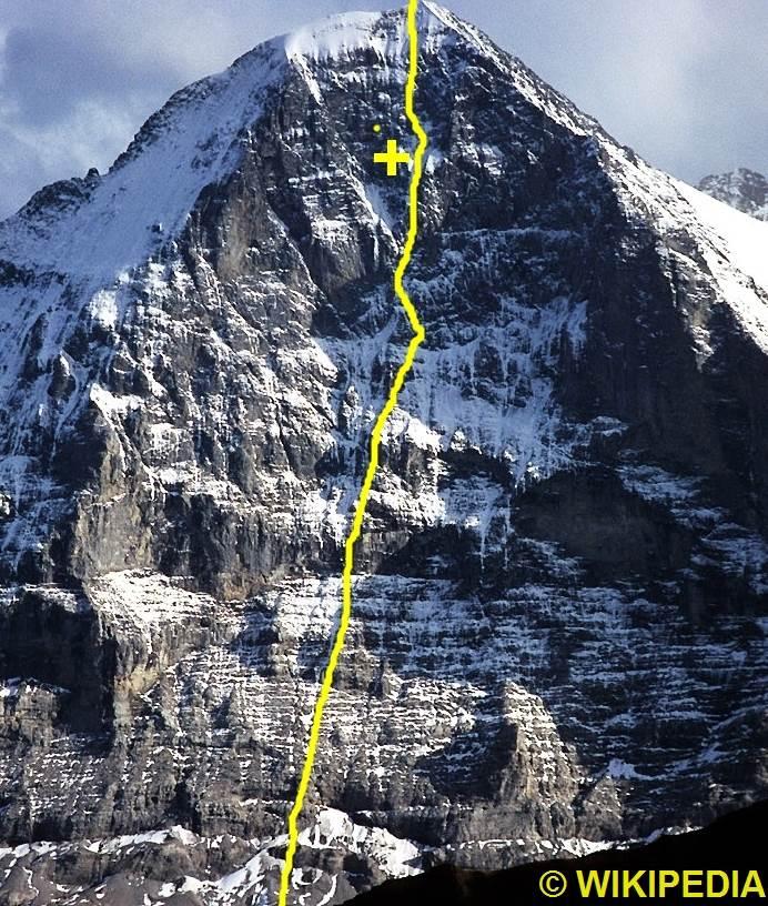 John Harlin's Climb