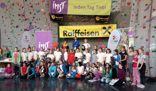 Relacja z Imst – Youth Colour Climbing Festival